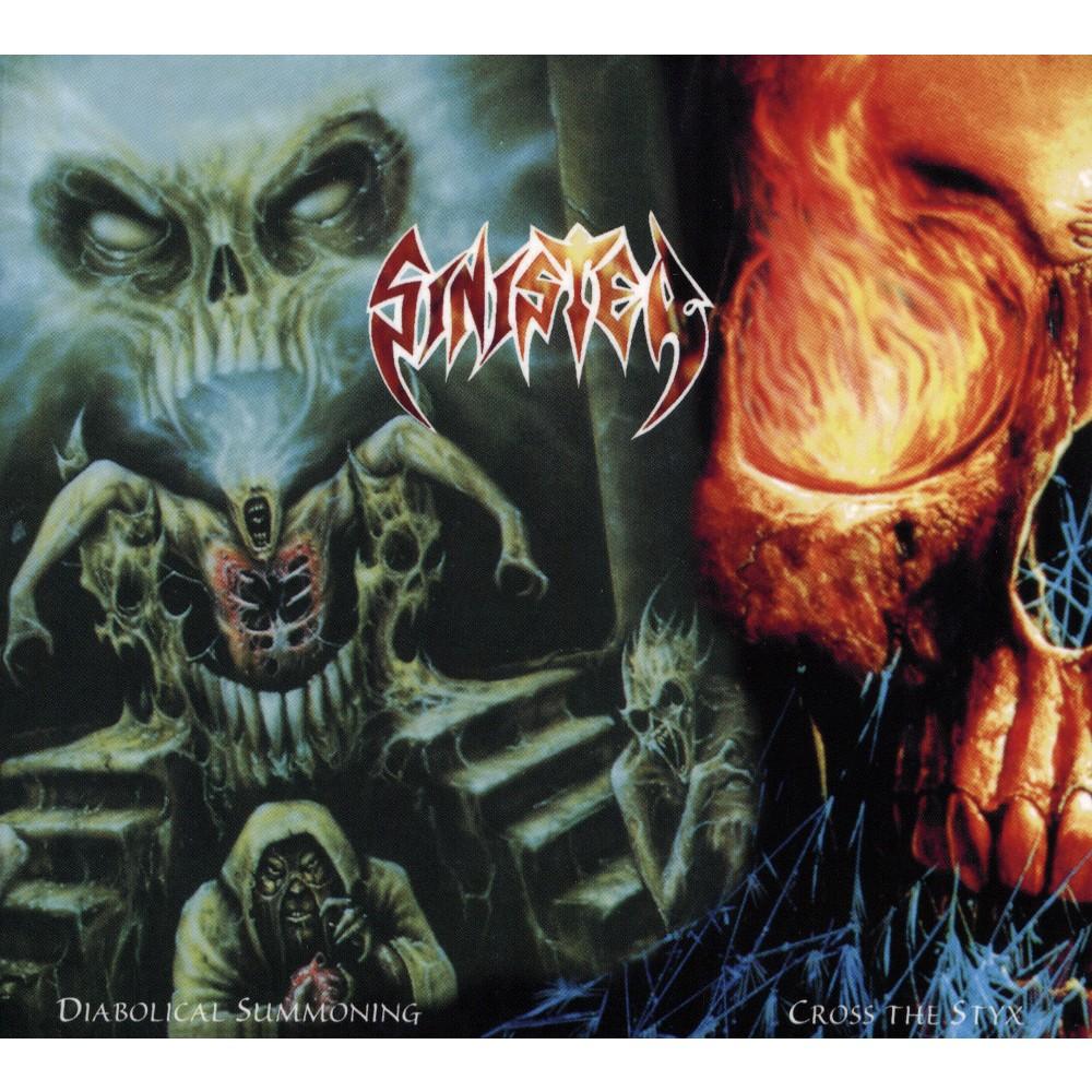 Sinister - Cross The Styx Diabolical Summoning (CD)