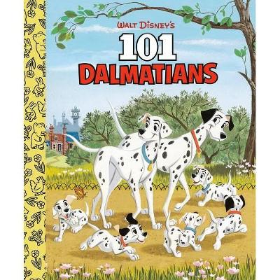 Walt Disney's 101 Dalmatians Little Golden Board Book (Disney 101 Dalmatians)