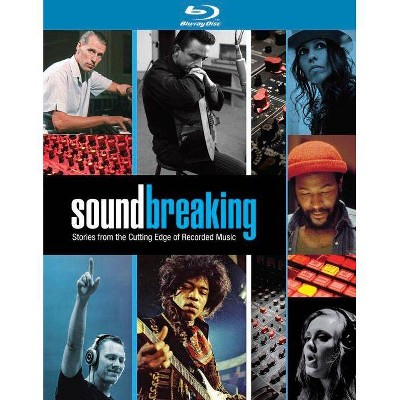 Soundbreaking: Stories from the Cutting Edge of Recorded Music (Blu-ray)(2016)