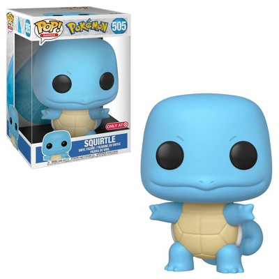 "Funko POP! Games: Pokemon - 10"" Squirtle (NYCC Debut)"