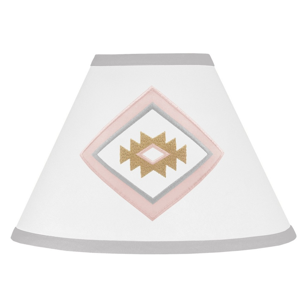 Sweet Jojo Designs Lamp Shade - Aztec