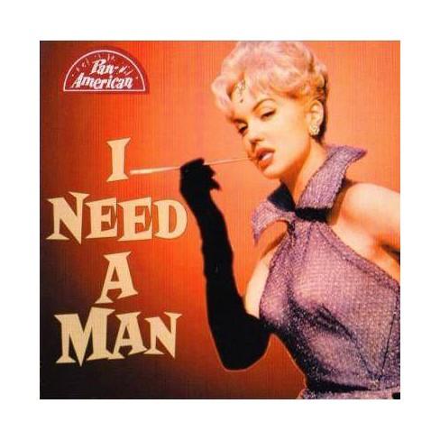 Various - I Need A Man (CD) - image 1 of 1