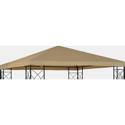 Tivoli Replacement Gazebo Canopy - Beige - Room Essentials™ - image 1 of 1