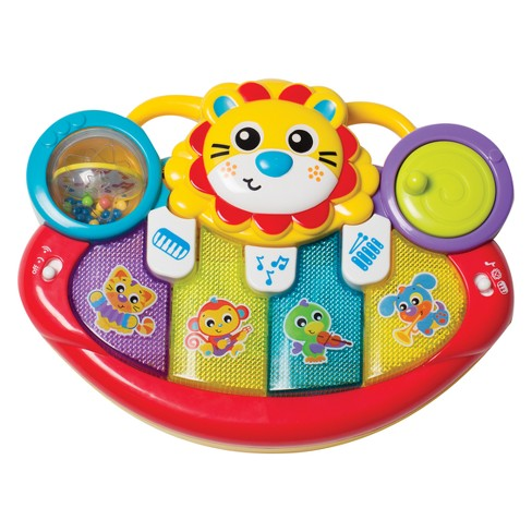 Playgro Lion Activity Kick Toy - image 1 of 5