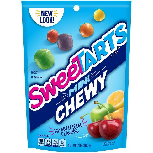 SweeTARTS Mini Chewy Tangy Candy 12oz Stand Up Bag - image 1 of 4