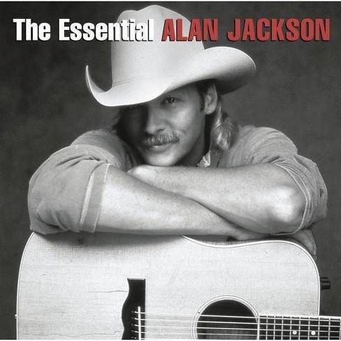 Alan Jackson - The Essential Alan Jackson (CD) - image 1 of 1