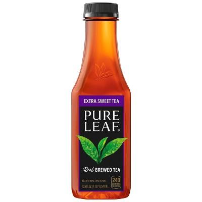 Pure Leaf Extra Sweet Iced Tea - 18.5 fl oz Bottle
