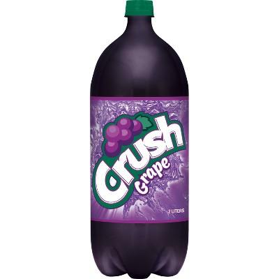 Crush Grape Soda - 2 L Bottle