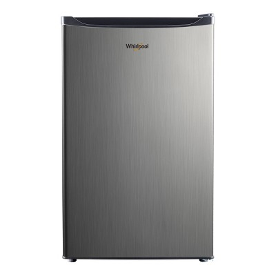 Whirlpool 4.3 cu ft Mini Refrigerator Stainless Steel WH43S1E