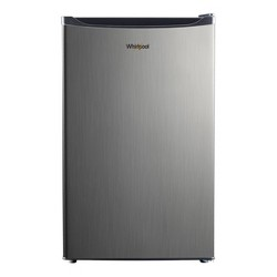 Whirlpool 4.3 cu ft Mini Refrigerator Stainless Steel BC-127B