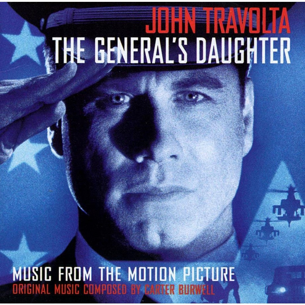 Carter Burwell - General's Daughter (Ost) (CD)