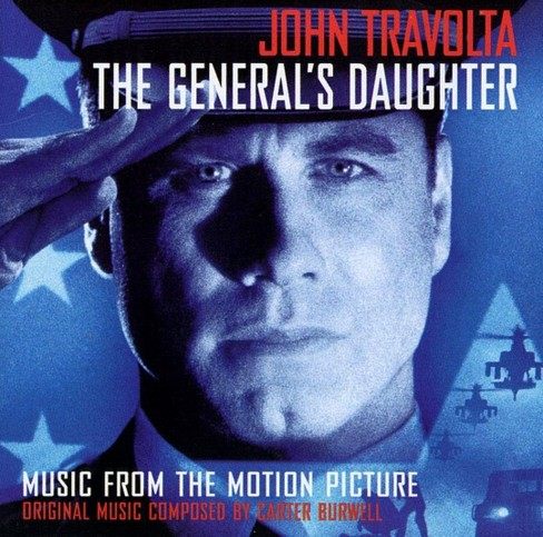 Carter burwell - General's daughter (Ost) (CD) - image 1 of 3