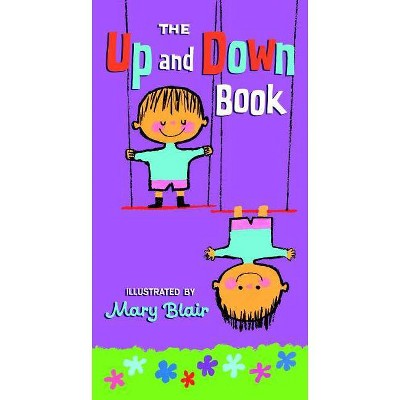 The Up and Down Book - (Golden Sturdy Books)by Mary Blair (Board_book)