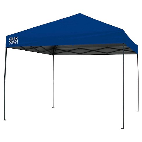 Quik Shade Expedition 100 Instant Canopy - Royal Blue - image 1 of 1