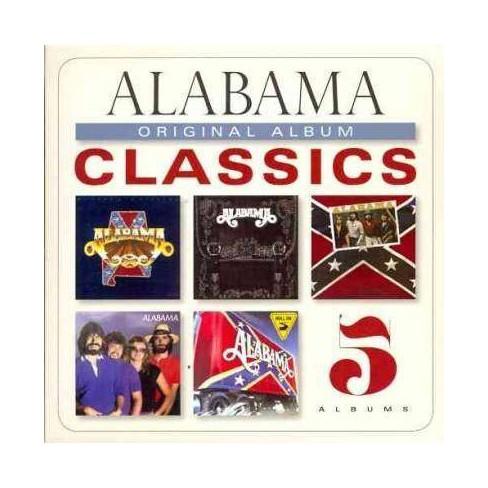 Alabama - Original Album Classics: Alabama (CD) - image 1 of 1