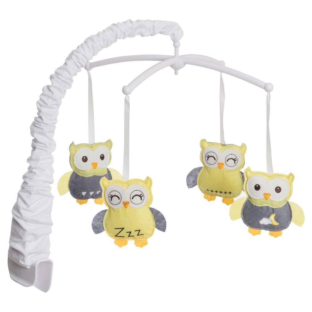 Image of HALO Bassinest Swivel Sleeper - Mobile - Owls