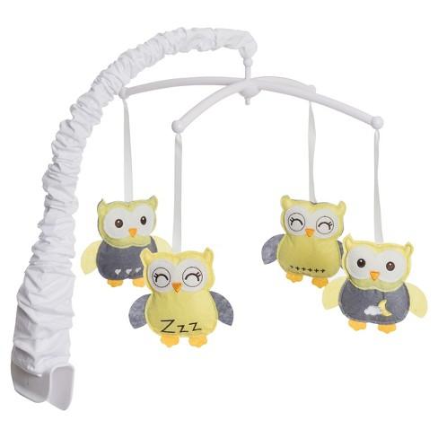 HALO Bassinest Swivel Sleeper - Mobile - Owls - image 1 of 4
