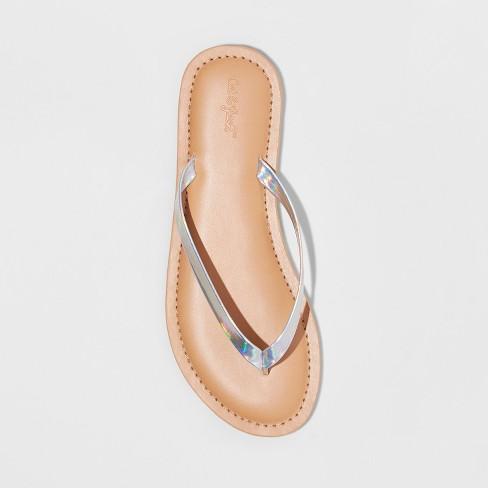 3d24e8fb37f7e Girls  Serena Flip Flop Sandals - Cat   Jack™   Target