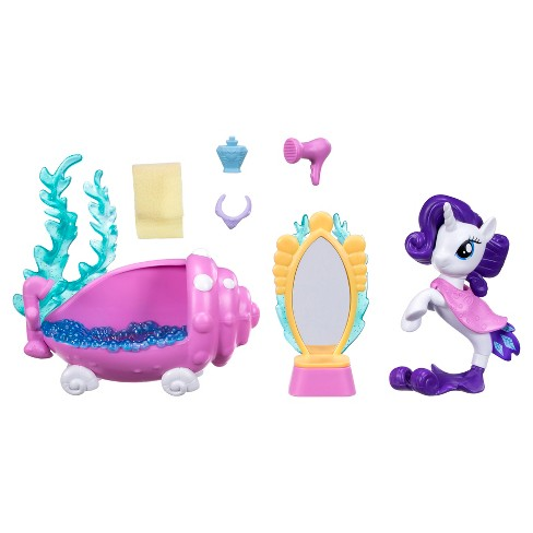 My Little Pony : The Movie Rarity Undersea Spa - image 1 of 7