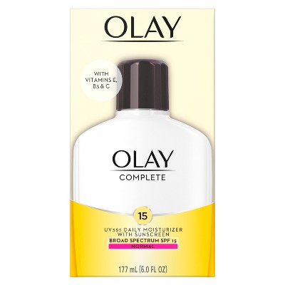 Olay Complete All Day Moisture SPF Skin Cream