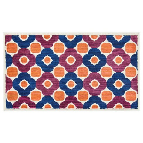"Loloi Isabelle Accent Rug - Pink (2'2""X5') - image 1 of 1"