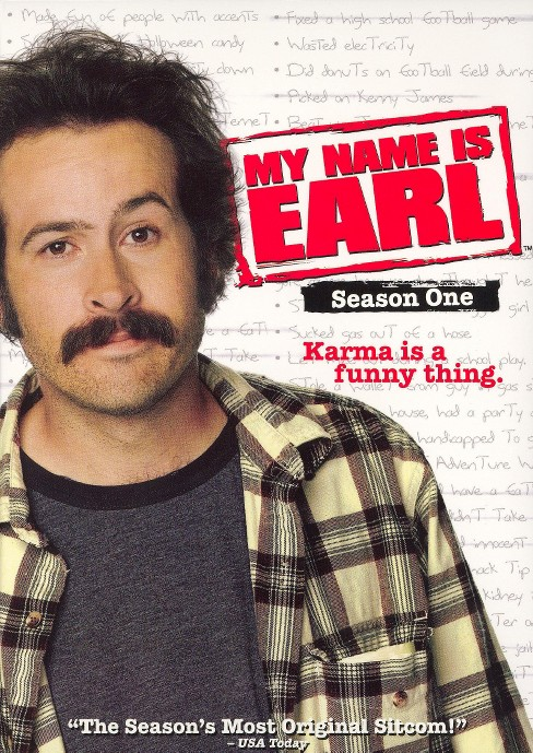 My Name Is Earl: Season One (4 Discs) (dvd_video) - image 1 of 1