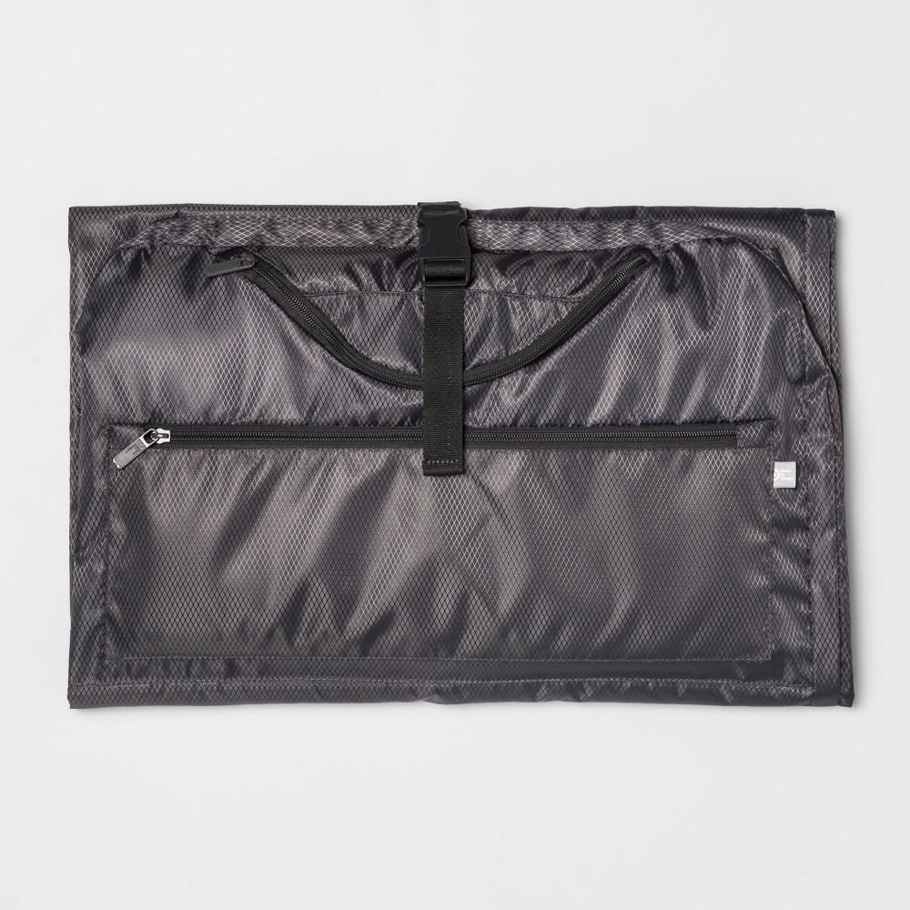 Garment Bag Gray Made By Design 8482