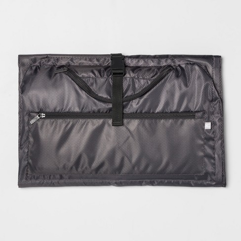 Garment Bag Gray - Made By Design™ - image 1 of 2