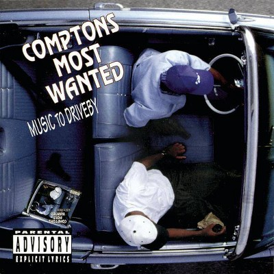 Compton's Most Wanted - Music To Driveby (CD)