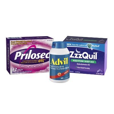 ZZZQuil Medicine Cabinet