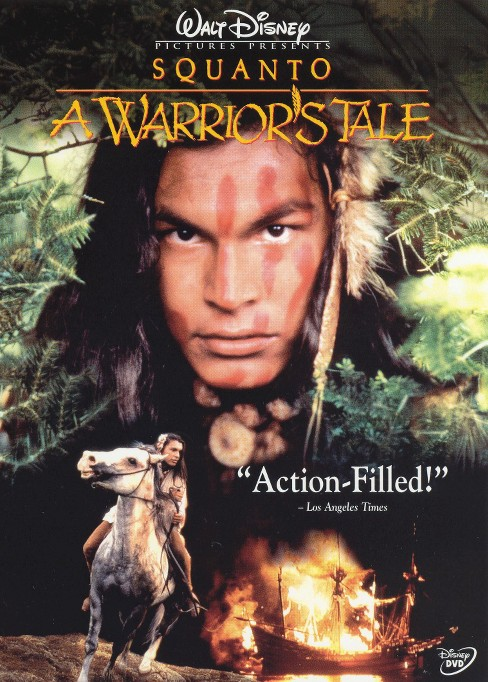 Squanto:Warrior's tale (DVD) - image 1 of 1