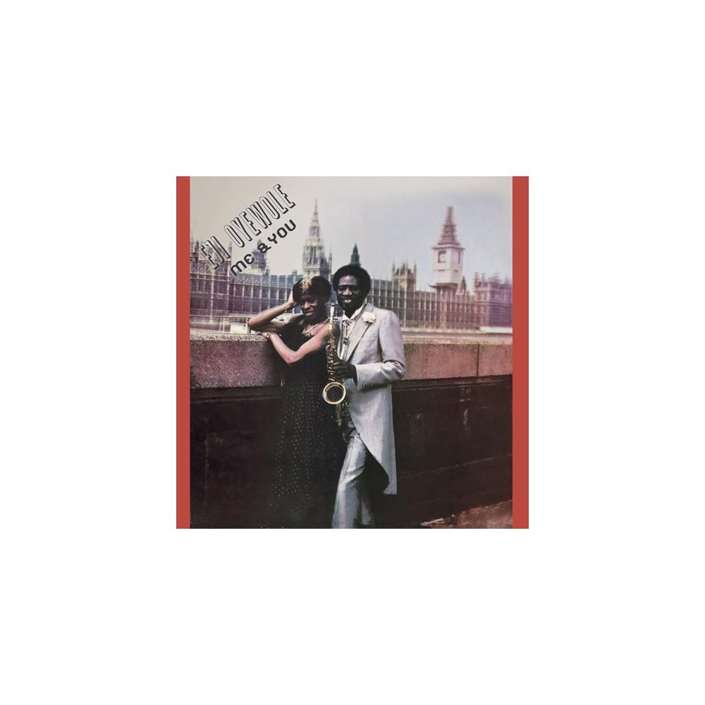 Eji Oyewole - Me & You (Vinyl)
