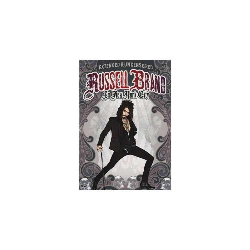 Russell Brand In New York City Dvd