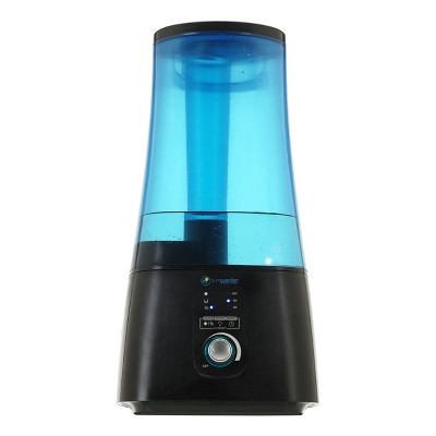 Pure Guardian Ultrasonic Warm & Cool Mist Humidifier with UV-C & Aroma Tray Black
