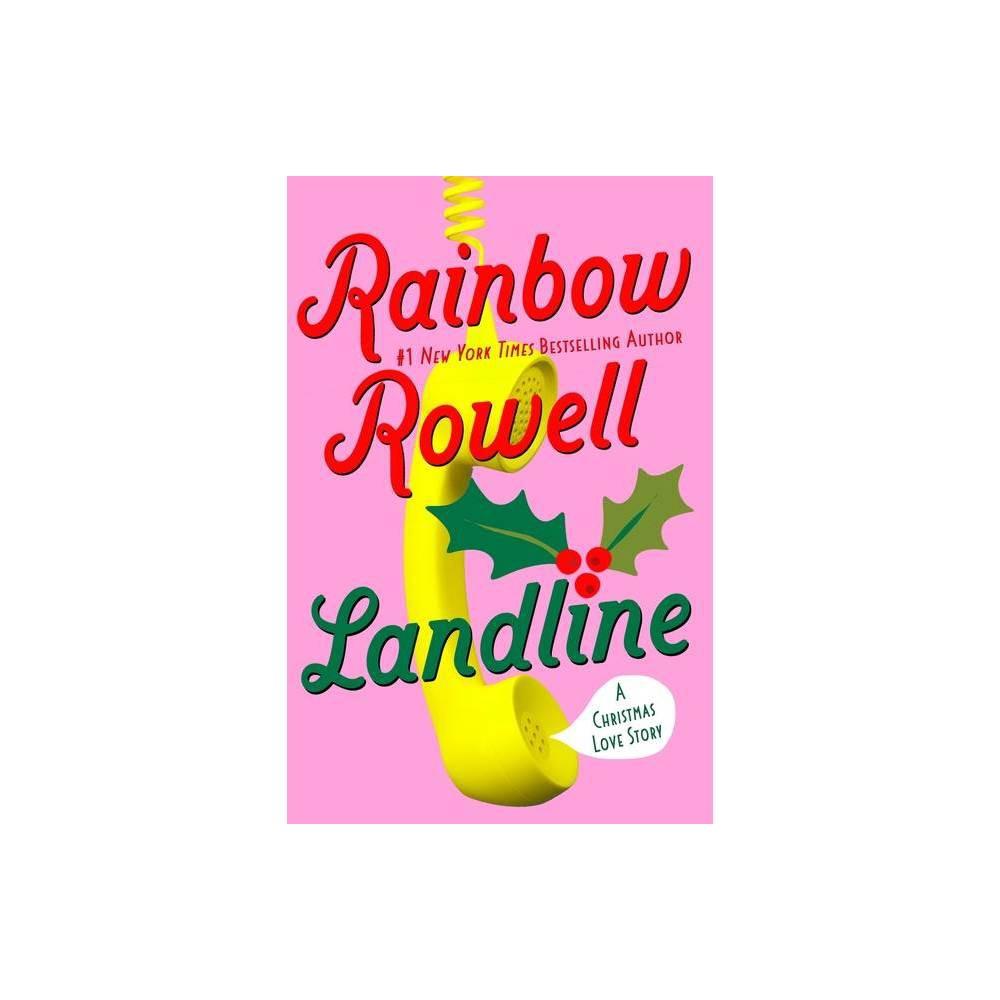 Landline By Rainbow Rowell Paperback