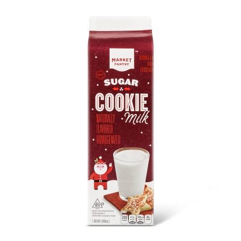 Sugar Cookie Milk - 1qt - Market Pantry™ - image 1 of 1