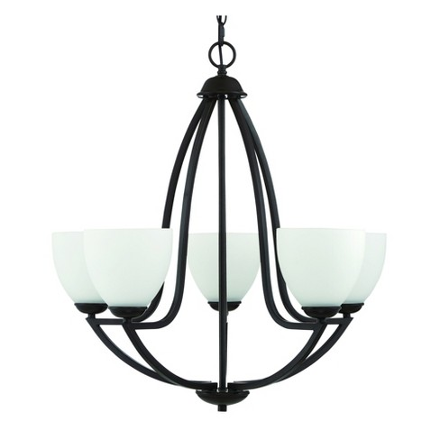 "Park Harbor PHFHL1055 Rowanty 5 Light 26"" Wide Chandelier - image 1 of 1"