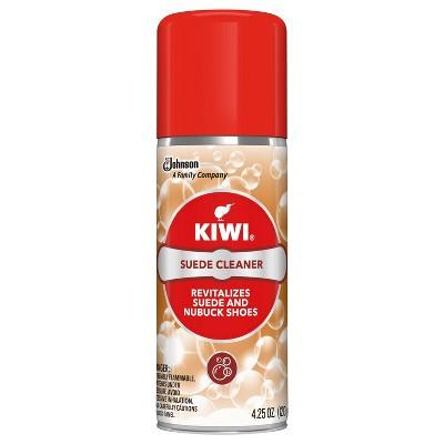 KIWI Suede & Nubuck Cleaner Aerosol Spray - 4.25oz