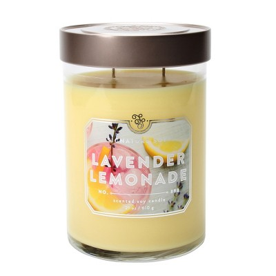 Jar Candle - Lavender Lemonade - 21oz - Signature Soy
