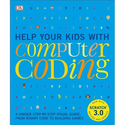 Help Your Kids with Computer Coding - (Paperback) - image 1 of 1