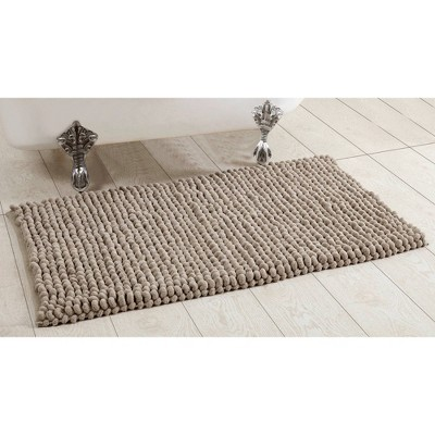 """24""""x40"""" Noodle Collection Bath Rug Sand - Better Trends"""