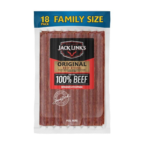 Jack Link's Original Jerky Sticks - 14.4oz - image 1 of 2