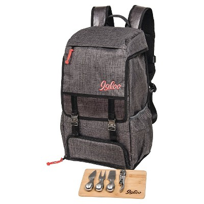 Igloo Daytripper Backpack with Packins - Gray