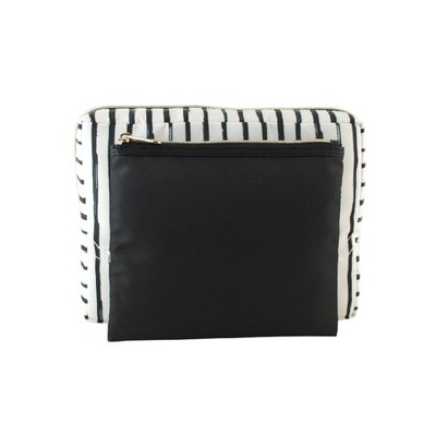 Sonia Kashuk™ Organizer Makeup Bag Set Black/Stripe   2pc by Shop This Collection