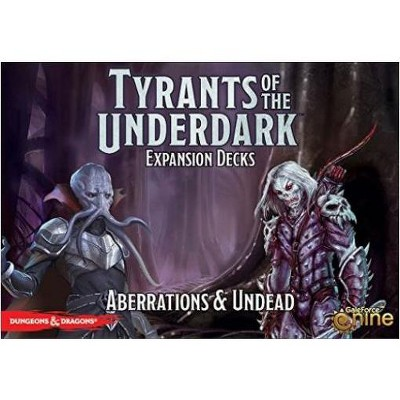 Aberrations & Undead Expansion Board Game