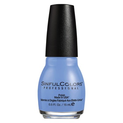 Nail Polish: Sinful Colors Nail Polish
