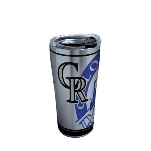 MLB Colorado Rockies 20oz Genuine Tumbler - image 1 of 1