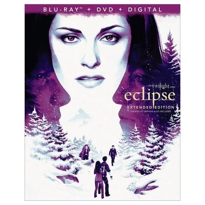 The Twilight Saga: Eclipse (Blu-ray + DVD + Digital)