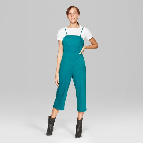 fa1eeef16e Women s Strappy Knit Jumpsuit - Wild Fable™...   Target
