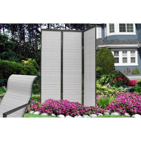 6' Privacy Screen - Gray - Liberty Garden - image 1 of 2